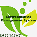 iso 14001 leaf icon